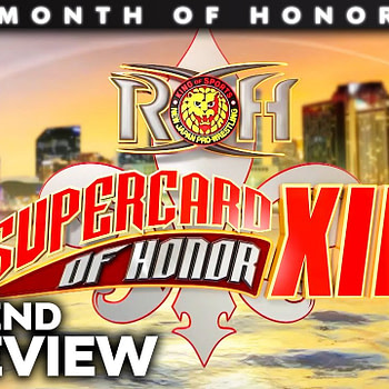 Supercard of Honor XII: WEEKEND FREEVIEW! Presented by Honor Club