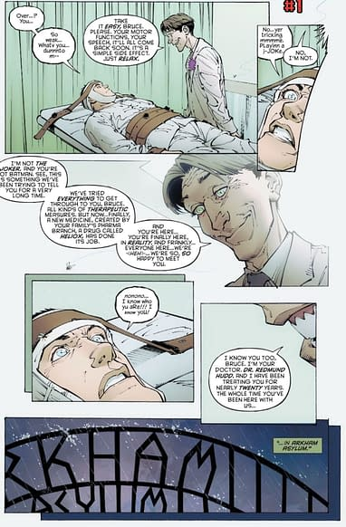 Ten Page Preview of Batman: Last Knight On Earth by Scott Snyder ...
