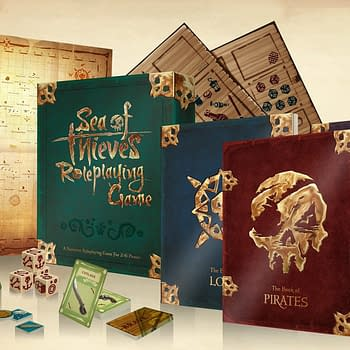 Sea Of Thieves Is Getting a Tabletop Version