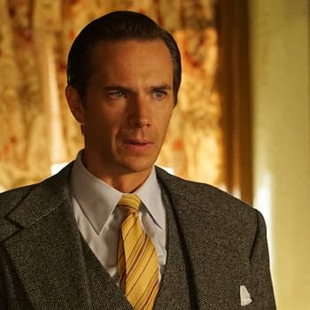 Agent Carters James DArcy Signs on to Homeland