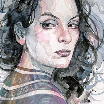 Jessica Jones #18 cover by David Mack