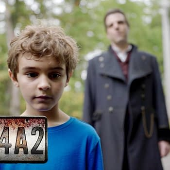 Charlie Manx isn't quite dead on NOS4A2, courtesy of AMC Networks.