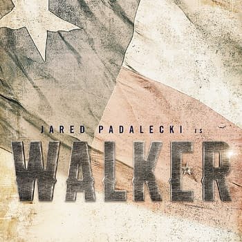Jared Padalecki's Walker premieres January 2021, courtesy of The CW.
