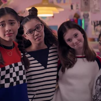 The Baby-Sitters Club Review (Image: Netflix).