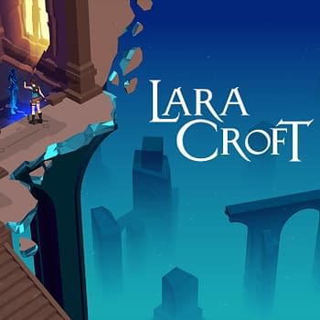 Lara Croft GO Artwork