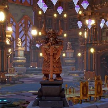 Torchlight III Unveils New Final Act Called Echonok
