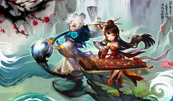 A look at Art Master and String Master in Summoners War, courtesy of Com2uS.