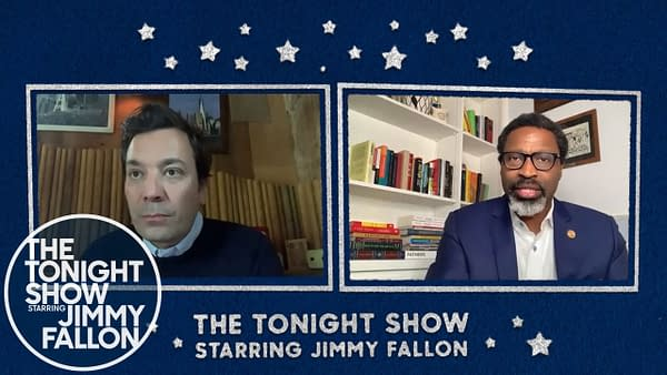 Jimmy Addresses Past Mistakes and Speaks to NAACP President Derrick Johnson (Image: NBCU-screen cap).