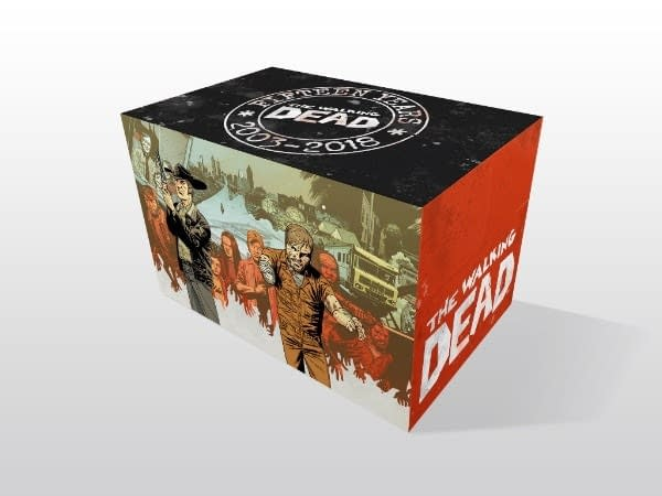 The Walking Dead 15th Anniversary Box Has an Exclusive Here's Negan Collection