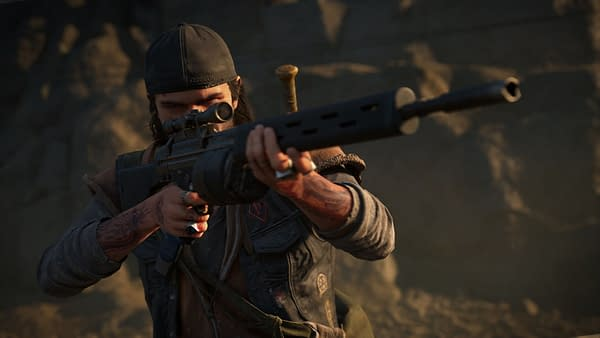 """""""Days Gone"""" Will Be Getting New Difficulty Modes"""