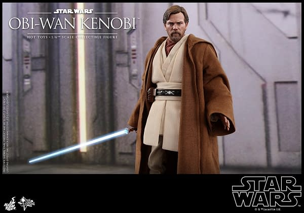 Hot Toys Star Wars Revenge of the Sith Obi-Wan Kenobi 5