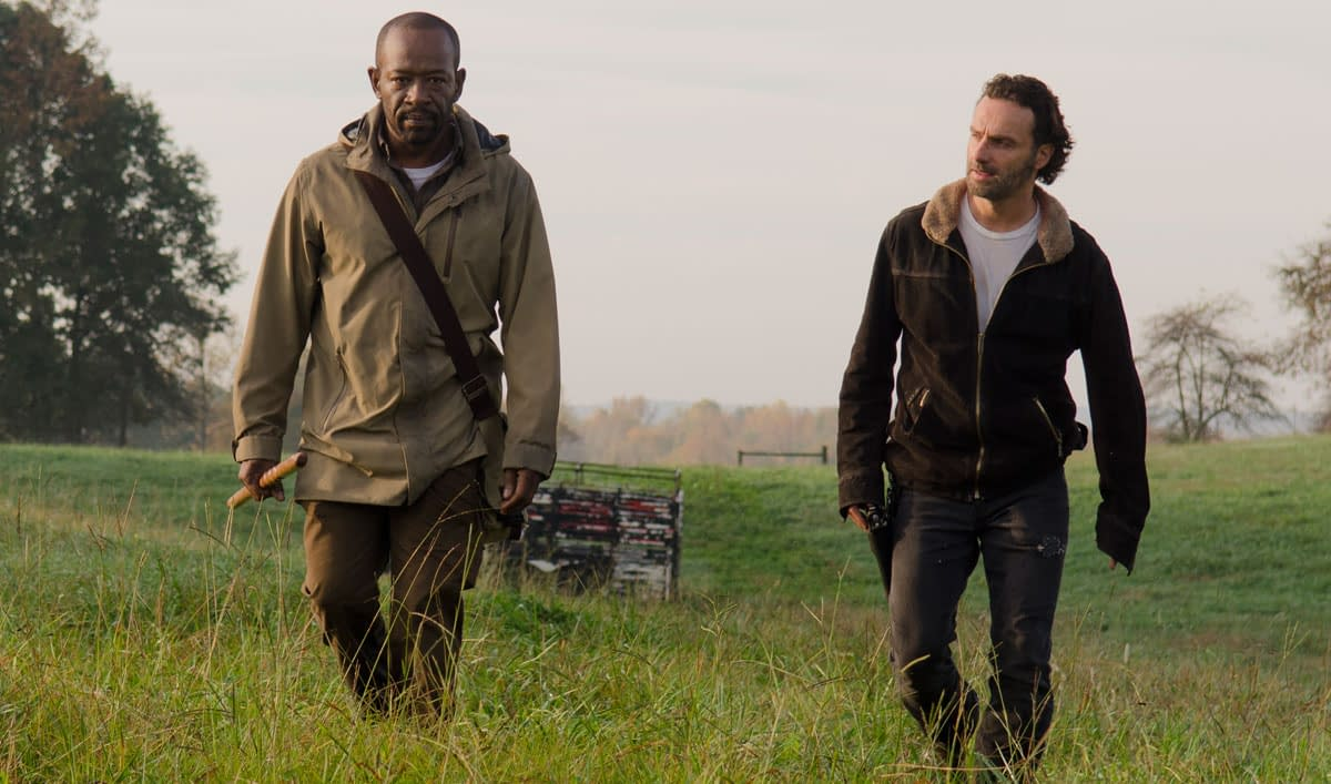 Will 'Fear the Walking Dead' Season 5 Be a Prologue to AMC's Rick Grimes Films?