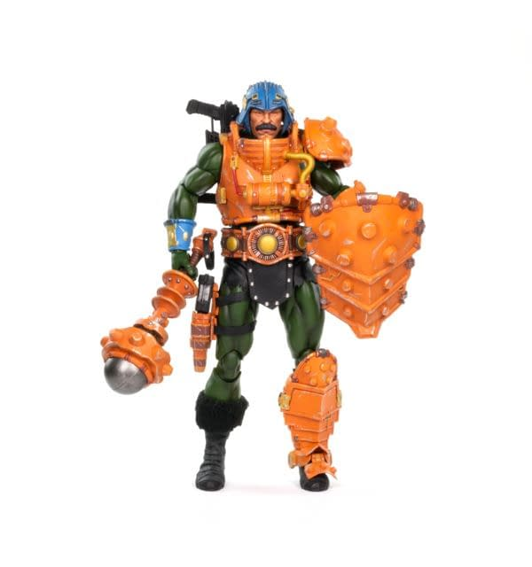 Mondo Man-At-Arms MOTU 1/6th Scale Figure Now On Sale