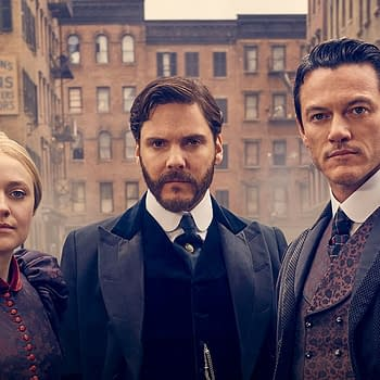TNT Orders The Alienist Follow-Up Limited Series The Angel of Darkness