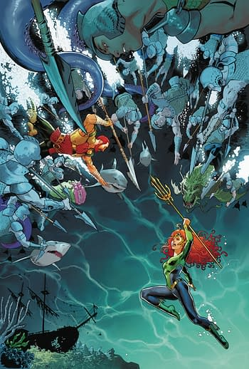 'Mera: Queen of Atlantis' Stands on Its Own in Anticipation of Aquaman Movie