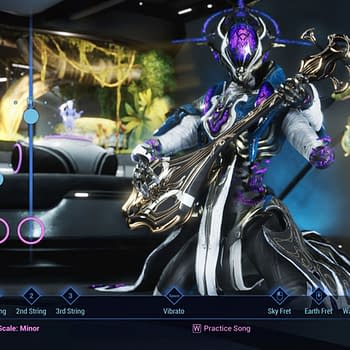 """The """"Saint Of Altra"""" Update Comes To """"Warframe"""" This Week"""