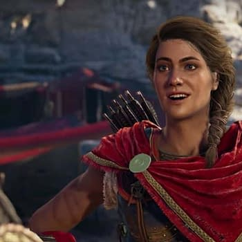 Bleeding Cools Best in Gaming 2018: Best Character in a Video Game