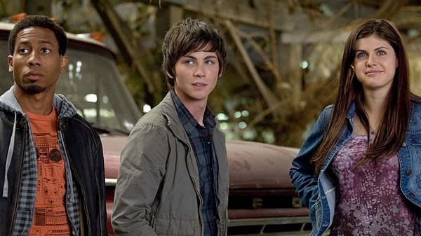 Percy Jackson book series to be adapted for Disney+. Image Courtesy of 21 Century Studios.