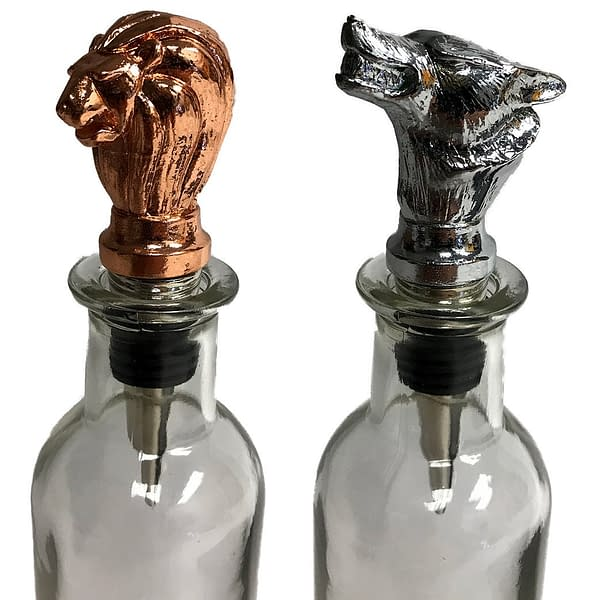 Factory Entertainment Game of Thrones House Sigil Wine Stoppers SDCC Exclusives
