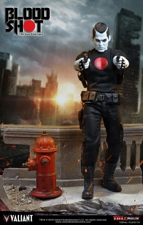 Bloodshot 1:6 Scale Figure 2