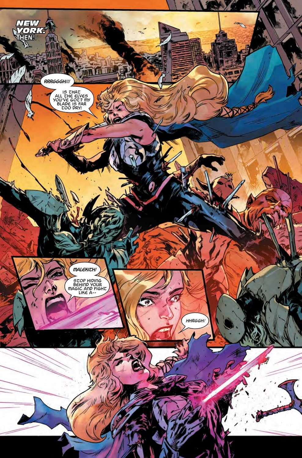 Annabelle Riggs is Only Mostly Dead in Asgardians of the Galaxy #9 (Preview)