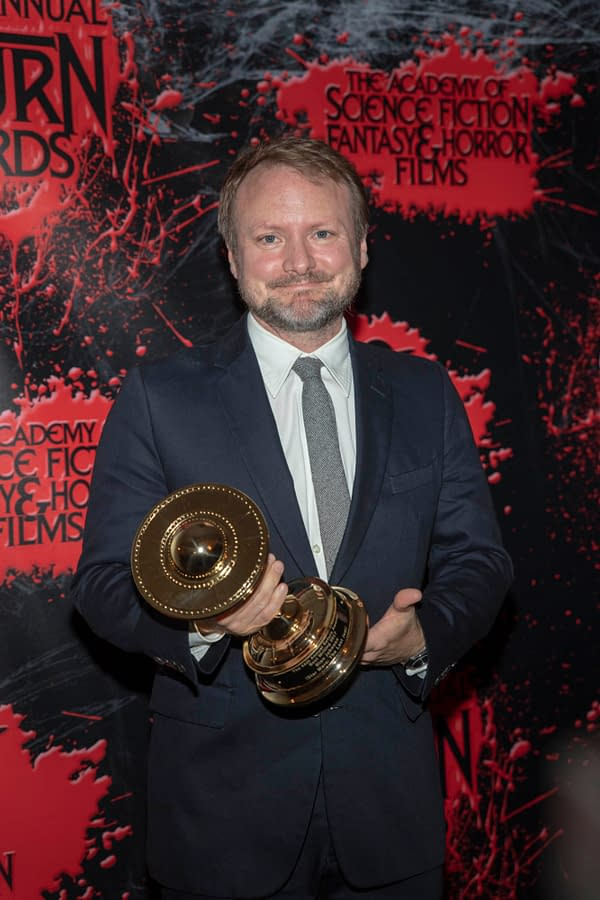 Rian Johnson's Heartfelt 'The Last Jedi' Thanks, 1 Year Later