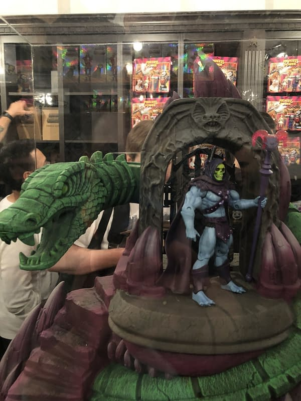 Super7 Masters of the Universe Hordak's Lair 22