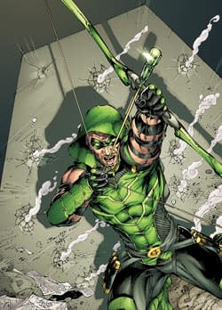 Ann Nocenti Takes On Green Arrow Beginning With Issue #7