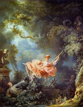 Fragonard's The Swing