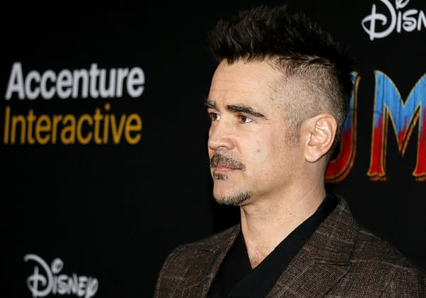 """Colin Farrell Has Entered into Talks to Join """"The Batman"""" as the Penguin"""