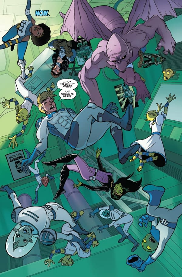 Future Foundation #5 [Preview]