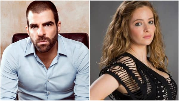 NOS4A2: Zachary Quinto, Ashleigh Cummings to Lead AMC Series Adaptation