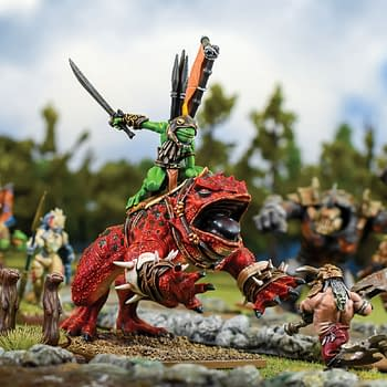 """""""Kings of War"""" Gets New Third Edition in October"""