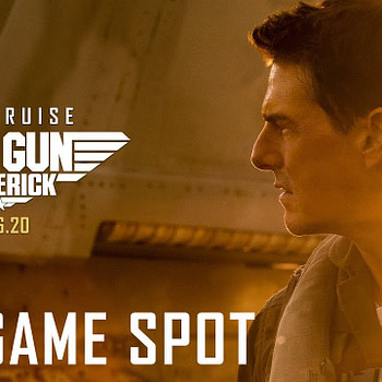 "Paramount Releases a New TV Spot for ""Top Gun: Maverick"""