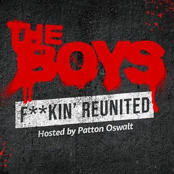The Boys will have some season 2 intel dropping this Friday (Image: Amazon)