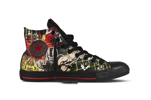 Win a Chance to Appear in a DC Comic via Converse Sweepstakes