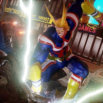 All Might Is The Next DLC Character Coming to Jump Force