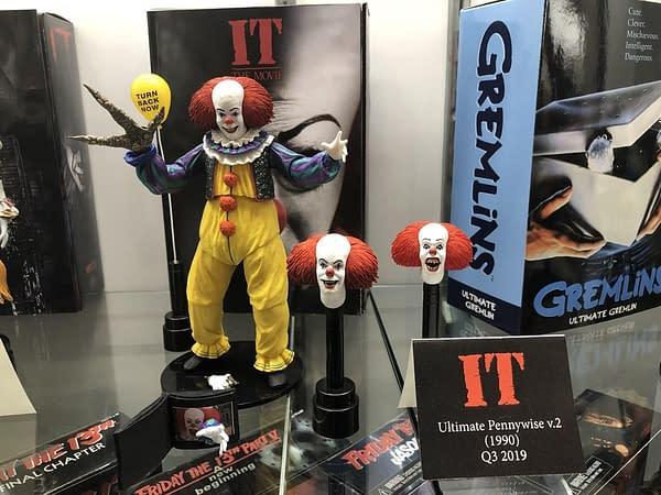 NECA New York Toy Fair 35