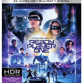 Ready Player One blu-ray 4k