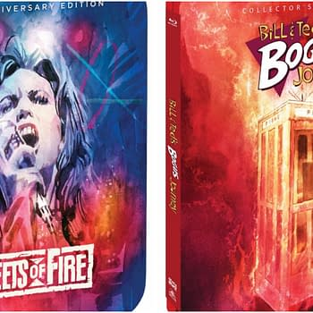 Streets of Fire and Bill and Teds Bogus Journey Steelbooks Coming From Shout Factory
