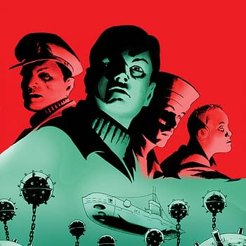 James Bond Goes Ongoing in Dynamite's November 2018 Solicitations
