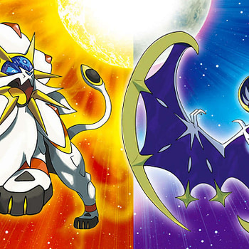 """New GameStop """"Pokemon"""" Event Hands Out Shiny Solgaleo and Lunala"""