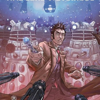 Time Lord Victorious in Titan Comics September 2020 Solicitations
