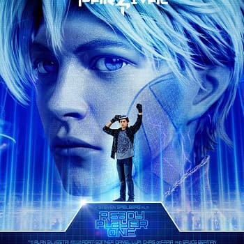 Ready Player One: Brand New Character Posters Introduce the High Five