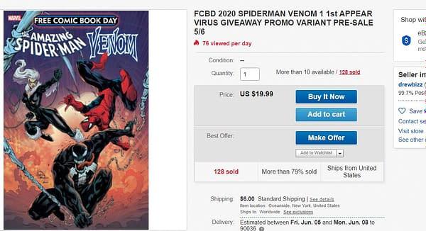 First Appearance of Virus - Venom #25?