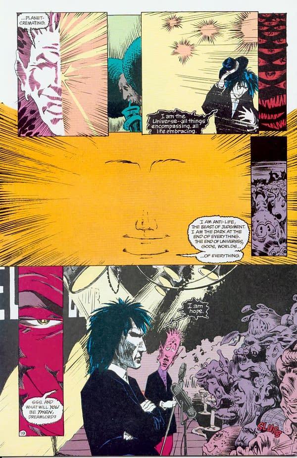 Exclusive: Listen to Neil Gaiman's Sandman, as Performed on Amanda Palmer's Ninja TED