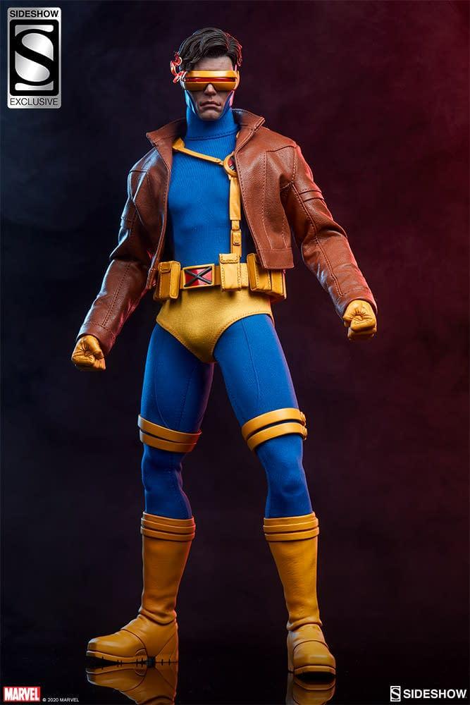 Marvel: X-Men - Cyclops 1:6 Scale Figure   Sideshow