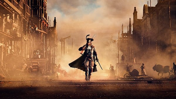 We Get a Preview of GreedFall, But We're Not Sure What the Game Is Trying to Do