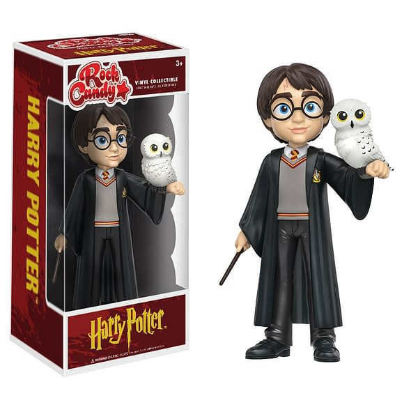 Funko Rock Candy Travels To The Wizarding World Of Harry Potter