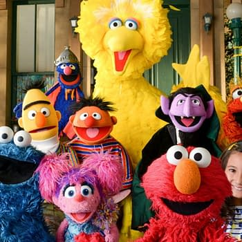 Library of Congress Honors 50 Years (50 Ah-Ah-Aaaaahhhhh) of Sesame Street